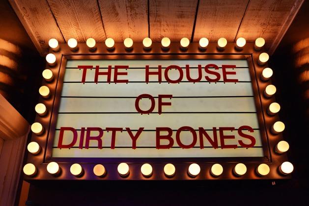 dirty bones
